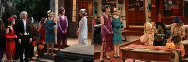 Voici des stills des épisodes 2x18 et 2x19 de GMW