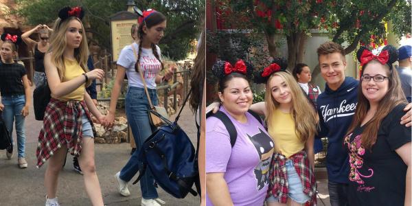 Le 14 Octobre se déroulait le dernier jour de tournage de la saison 2 de Girl Meets World
