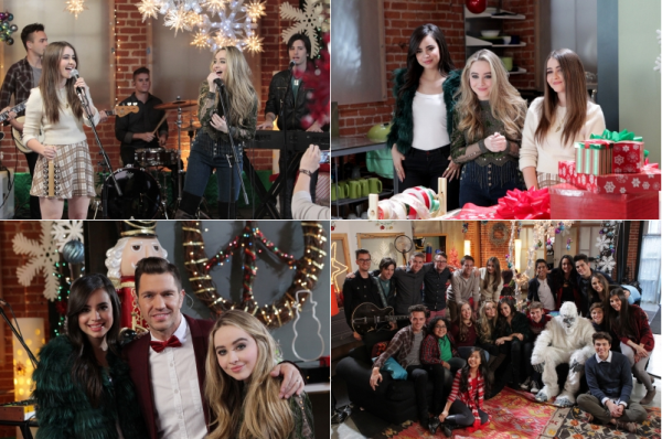 Disney Channel 'Fa-La-La-Lidays' 2015
