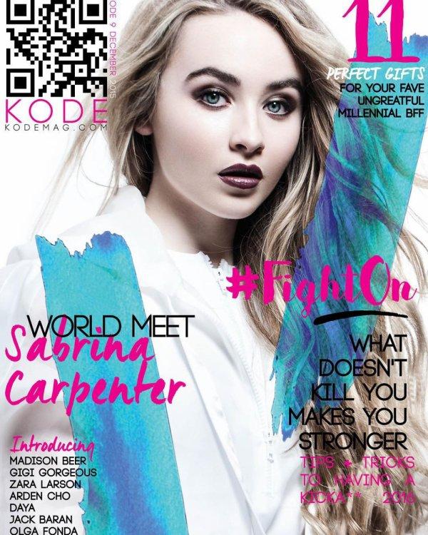 Photoshoot pour Kode Magazine
