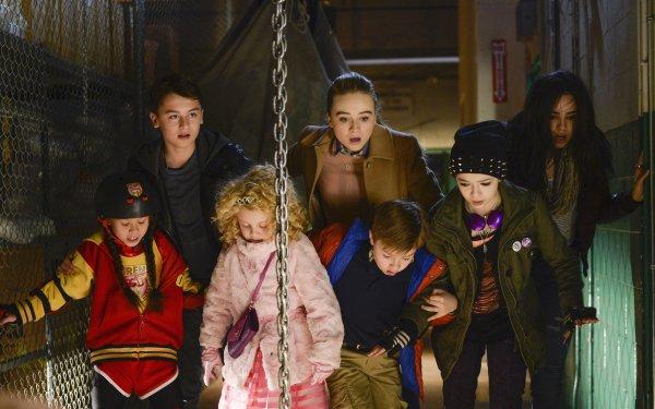 Voici de nouveaux stills pour le film Adventures in Babysitting