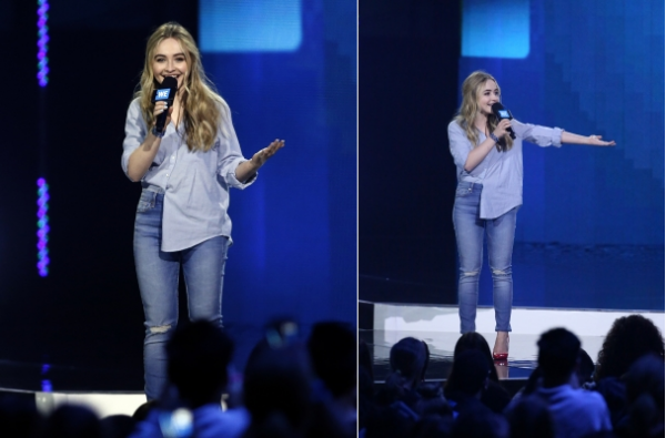 7/04 : We Day en Californie