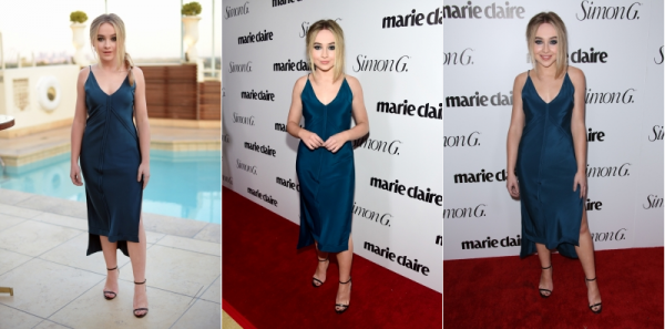 "11/04 : Marie Claire ""Fresh Faces"" Party"