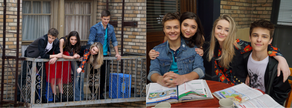 Behind the Scenes de Girl Meets World saison 3