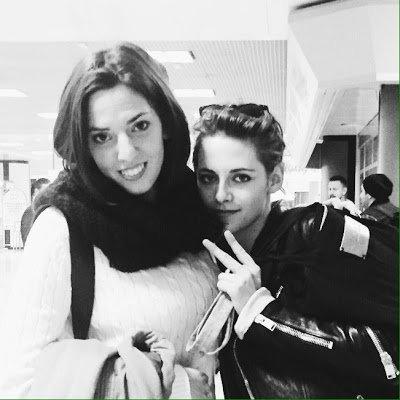 -- Le 29 novembre: Découvrez de nouvelles photos de Kristen avec des fans à Rome --