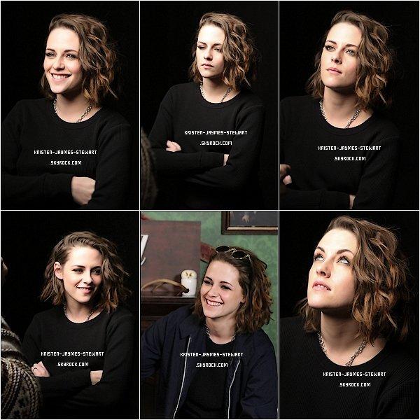 -- 24 Janvier: Kristen assiste à la Premiere «Certaines femmes» de 2016 Sundance Film Festival à Park City, Utah. --