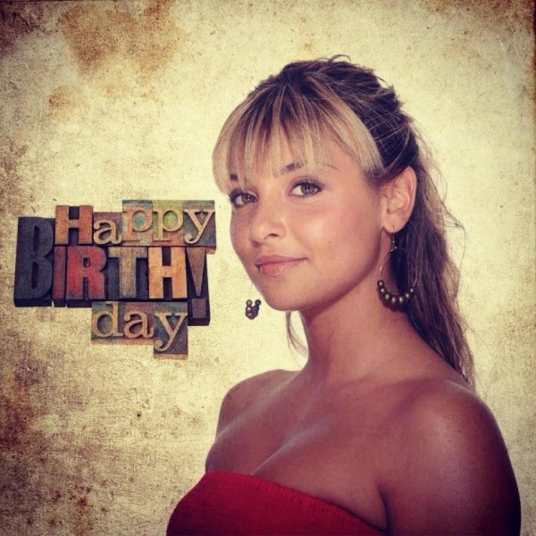 23 ans Priscilla !