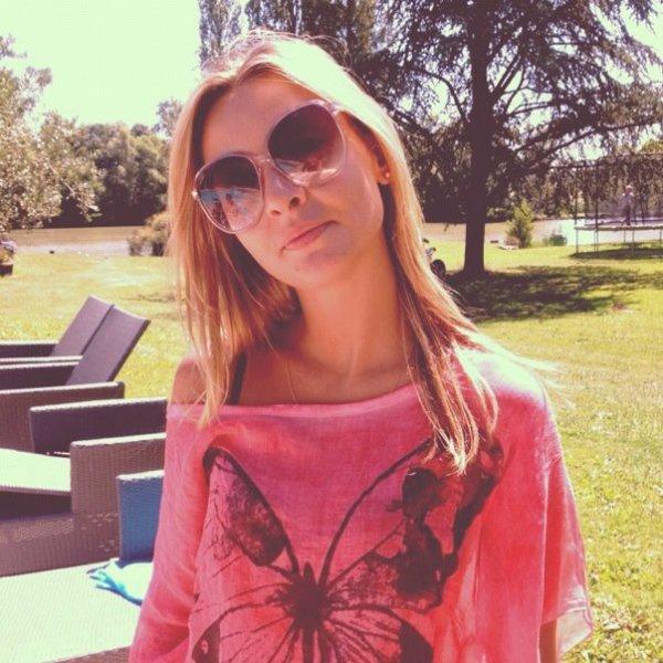 Priscilla à enfin sa place au soleil
