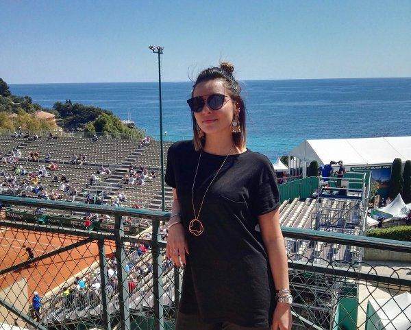 Interview au Monte-Carlo Rolex Masters