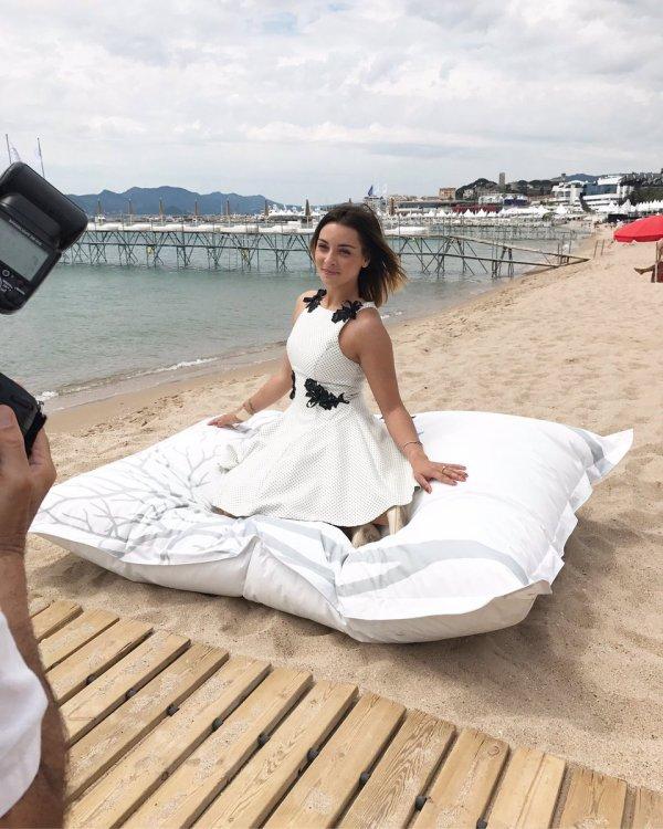 Priscilla au festival de Cannes