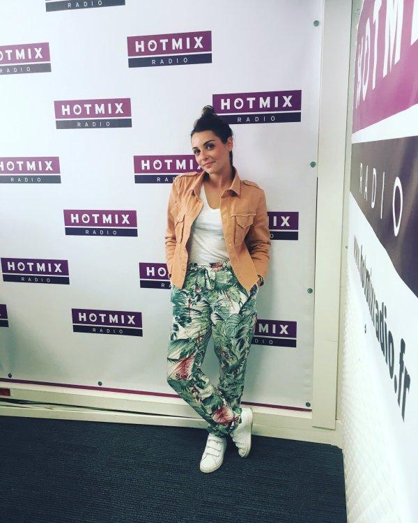 Priscilla sur Hotmix radio