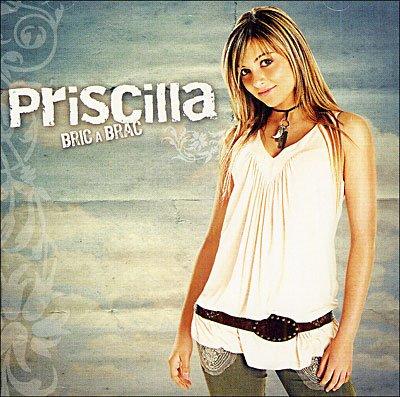 Anniversaire de la sortie du quatrième album de Priscilla : Bric à brac (27/06/2005)
