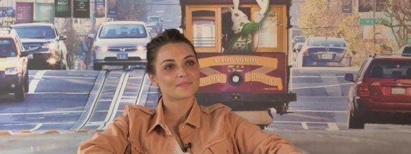 Priscilla été de passage chez melty pour une interview, la voici