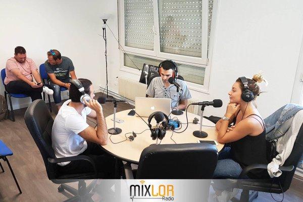 Priscilla été hier sur Mixolor Radio (Partie deux)