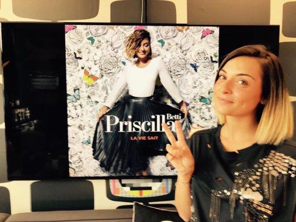 Priscilla fera ce soir un live sur sa page facebook