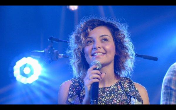 Priscilla été cette nuit pour la fête de la musique la chaîne 23 pour Le NouvO Live