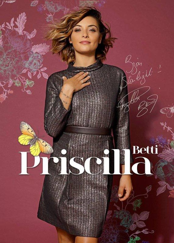 Priscilla est présente dans le dernier numéro de Starlight