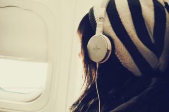 La musique est la seule issue quand on croit que tout est perdu ~'