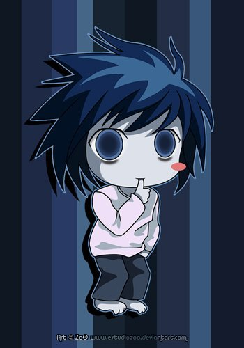 Death Note ~ L =3