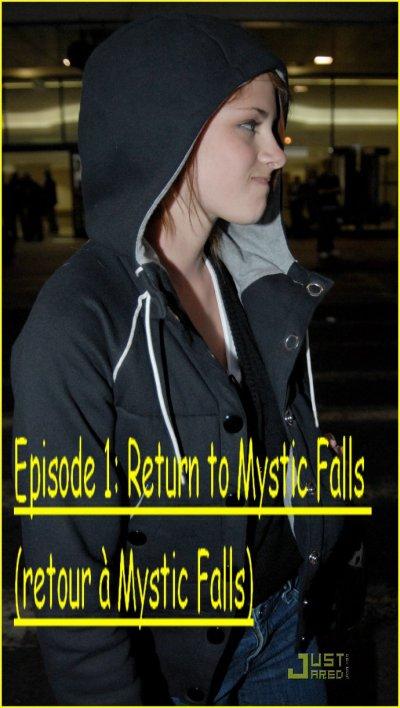 Episode 1: Return to Mystic Falls (retour à Mystic Falls)