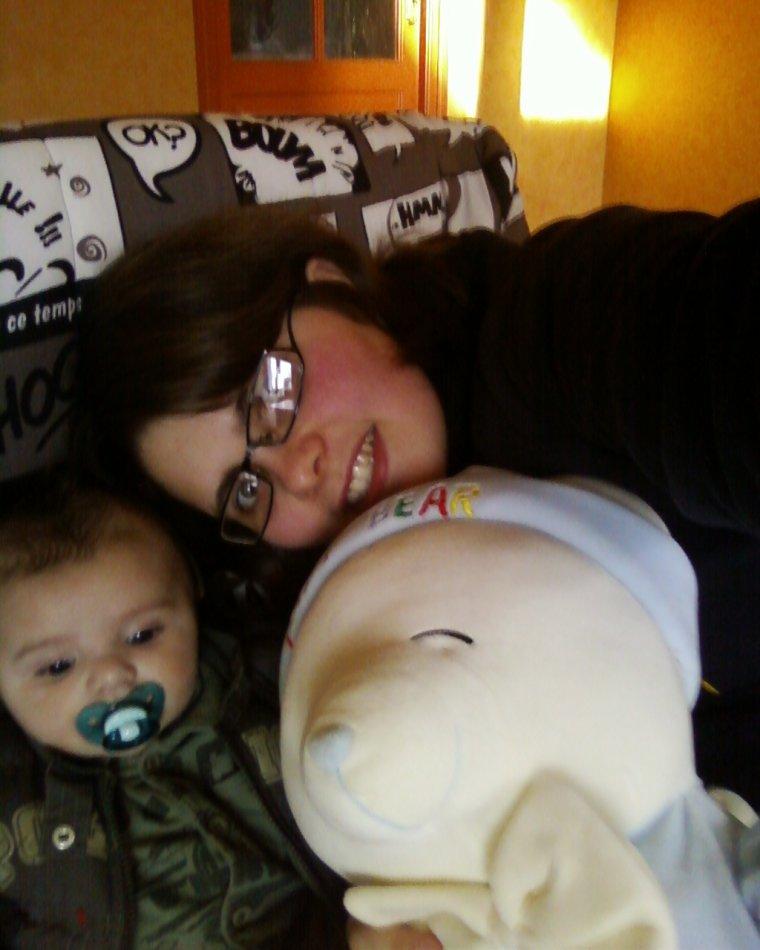 mon fils et mon ex femme