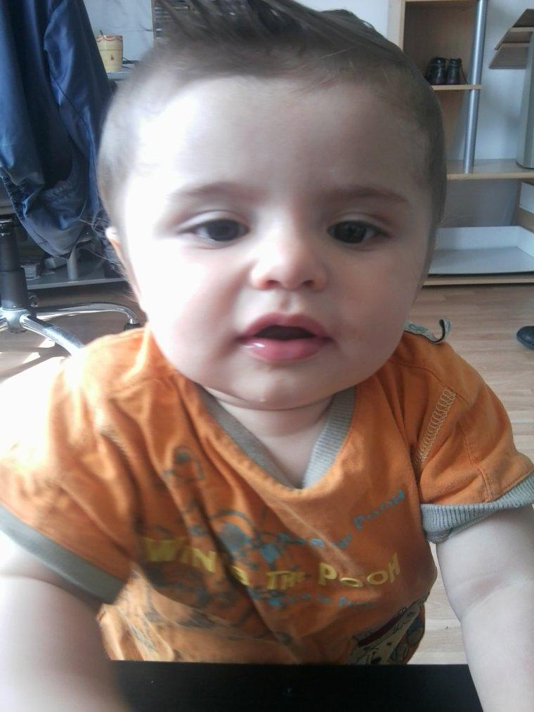 8 a 9 mois de mon fils