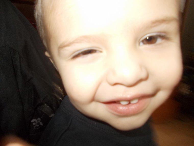 les 10 a 12 mois de mon fils
