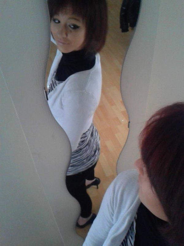 moi a la fin de la grossesse et une semaine apres