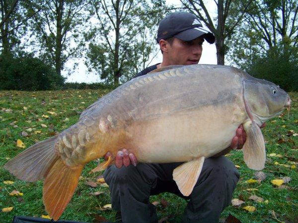 Octobre 2011 Anglers Shop Belgium