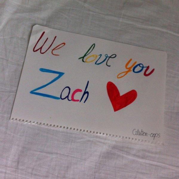 Projet Zack Sobiech