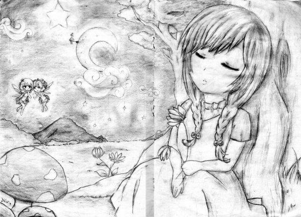 Fairy Summer Night