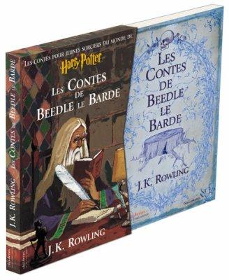 JK Rowling : Les contes de Beedle le Barde