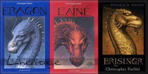 Christopher Paolini : L'Aîné & Brisingr