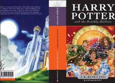 JK Rowling : Harry Potter et les Reliques de Mort  ♥ ♥ ♥