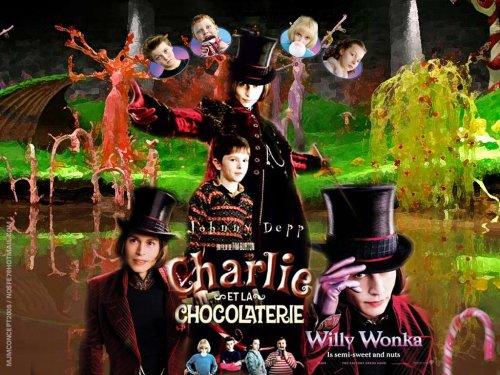 Roald Dahl : Charlie et La Chocolaterie