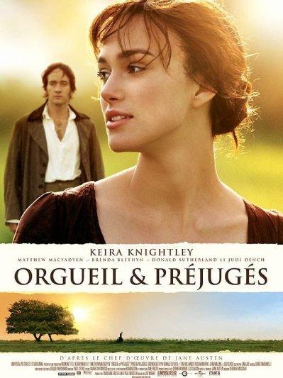 Jane Austen : Orgueil et préjugés   ♥ ♥ ♥