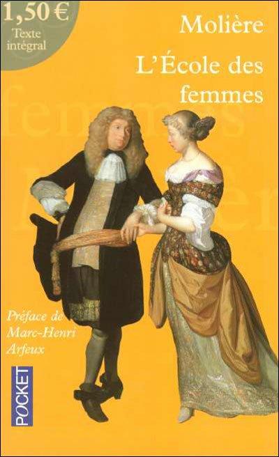 Molière : L'école des femmes