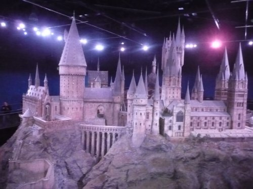 Intermède numéro 11 : Un week-end à Londres  avec Harry Potter !