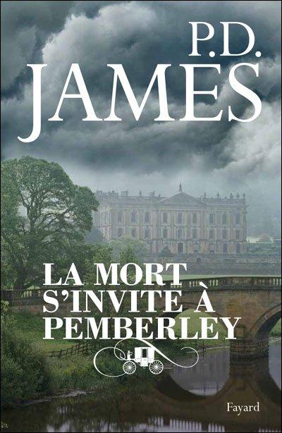 P.D. James : La mort s'invite à Pemberley