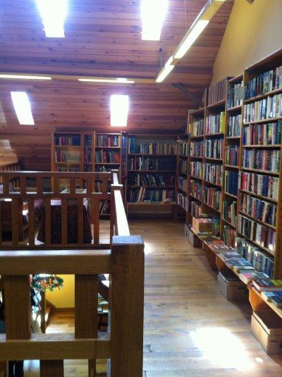 Intermède n°13 : Une journée à Redu, village du livre.