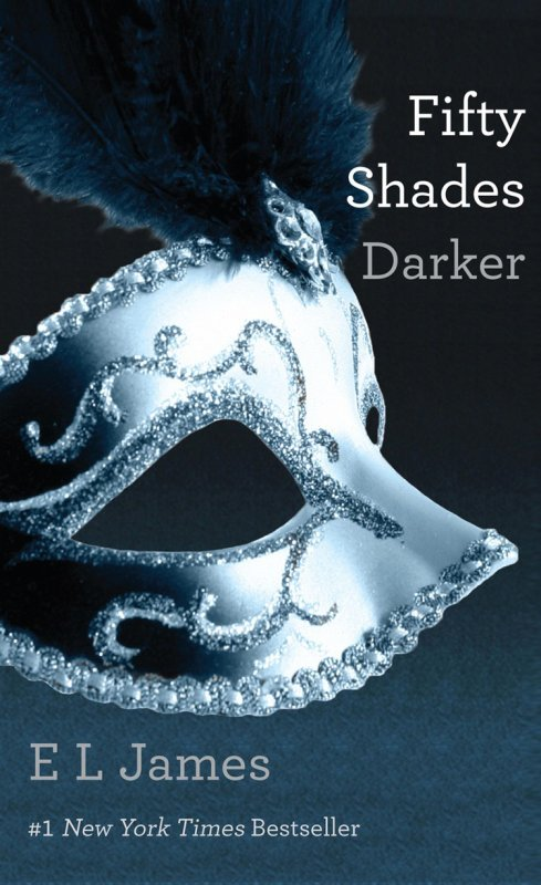 EL James : 50 Shades Darker