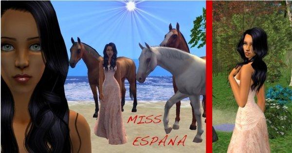 Miss Espagne