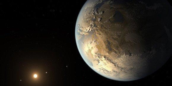nouvelle planéte trouver, similaire à la terre...