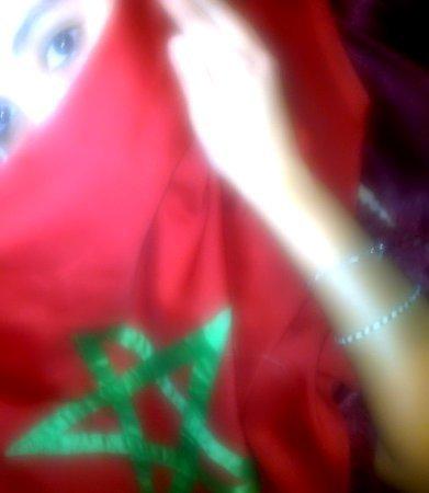 Marocaine & Fier De L'etre !!