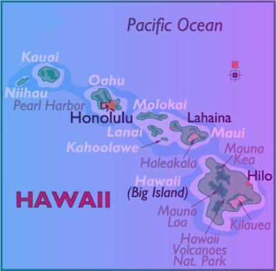 Kauai . Hawaii