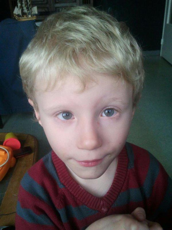 mon petit frère kylian