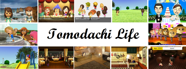 Tomodachi Life♥