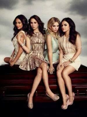 Pretty little liars♥