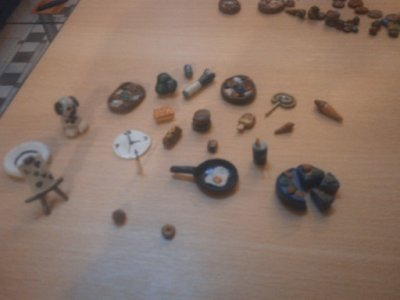 mes miniatures :)