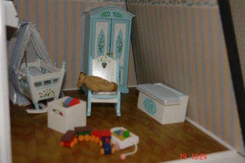 la futur chambre de la maison victorienne